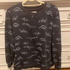 Dino Sweatshirt from ModCloth